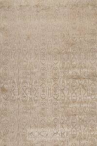 modern hand knotted rug, calista, rug art international