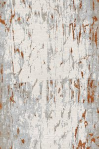 new hand knotted rug. rug art
