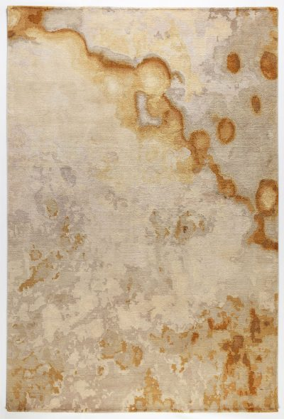 stunning abstract rug design by rug art internatonal.