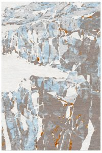 hand knotted contemporary rug design. rug art nyc. FE.